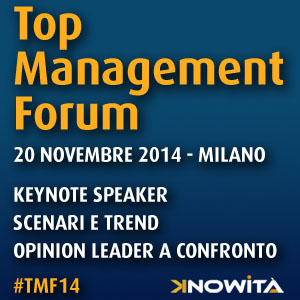 Knowità - Top Management Forum 2014