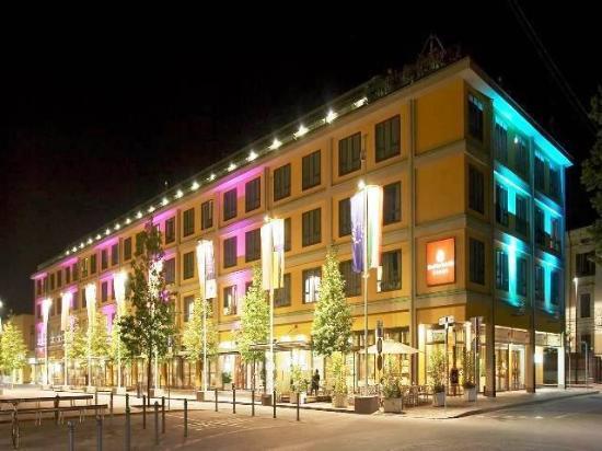 Parma Hotel De La Ville Mail